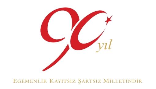 90yıl 29 Ekim 2013 Cumhuriyet Bayramı 90.yıl