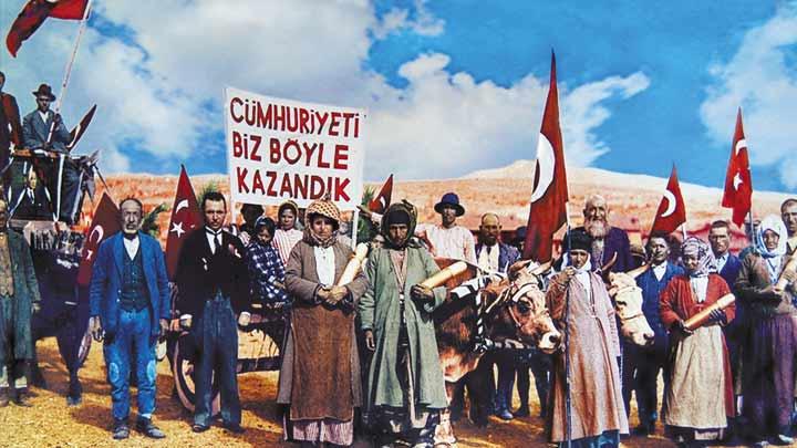 cumhuriyet 29 Ekim 2013 Cumhuriyet Bayramı 90.yıl