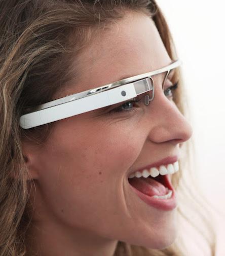 google gozluk Google Gözlük Projesi