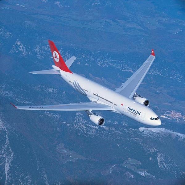 ucak turk hava yollari Uçak bileti
