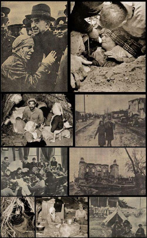 erzincan depreminden görüntüler www.gelengeliyo.com