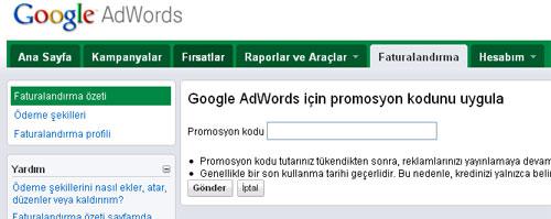 google_adwords_promosyon